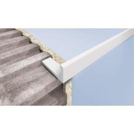 Ukoncovaci profil L PVC