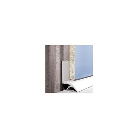Profil pre vane a sprchové kúty PVC - Pod obklad