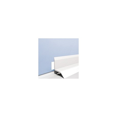 Profil pre vane a sprchové kúty PVC - Samolepiaci