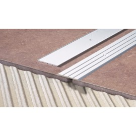 Prechodová lišta plochá široká 40 mm