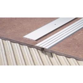 Prechodová lišta plochá široká 40mm